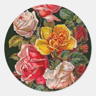 Romantic Roses Sticker