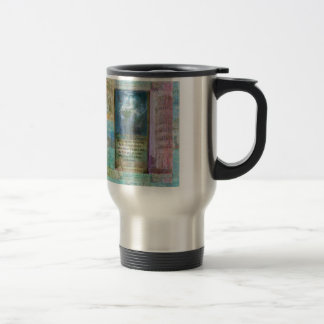 Romantic Shakespeare quote from Romeo and Juliet. Travel Mug