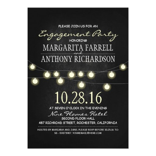 Engagement Party Invite correctly perfect ideas for your invitation layout