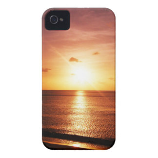 Romantic Sunset Picture iPhone 4 Cover