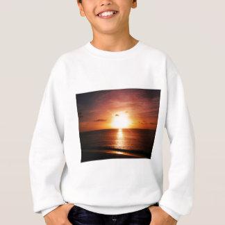 Romantic Sunset Picture Sweatshirt
