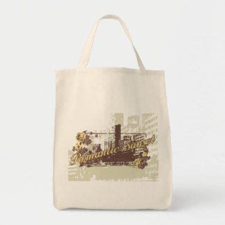 Romantic Sunset Tshirts and Gifts Tote Bag