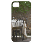 romantic table for two iPhone SE/5/5s case