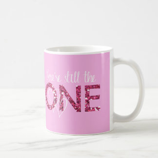 Romantic Valentine Pink Mug for Your Sweetheart