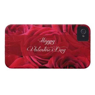 Romantic Valentine s Day Roses Blackberry Bold Case