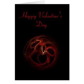 Romantic Valentine's Day Card