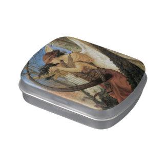 Romantic Victorian  Fine Art  Candy Tin
