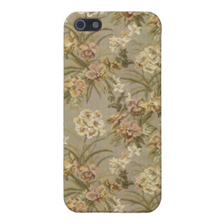Romantic Vintage Roses v8 iPhone 5 Covers
