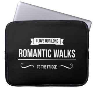 Romantic Walks Inspirational Laptop Bag Laptop Sleeves