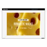Romantic Walks Inspirational Laptop Skin