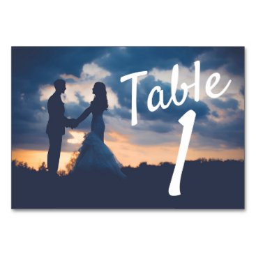 Bride Themed Romantic Wedding Card