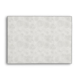 Romantic Wedding Invitation Envelope