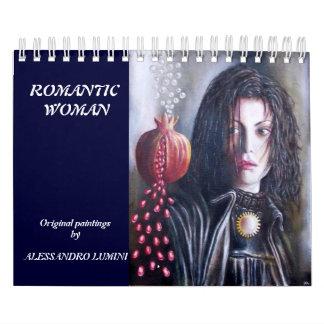 ROMANTIC WOMAN 2016 CALENDAR