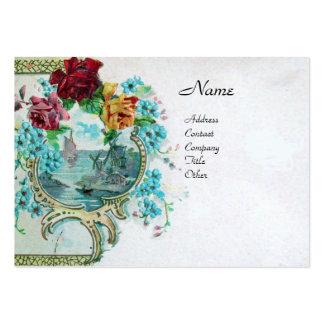 ROMANTICA 3 BUSINESS CARD TEMPLATE