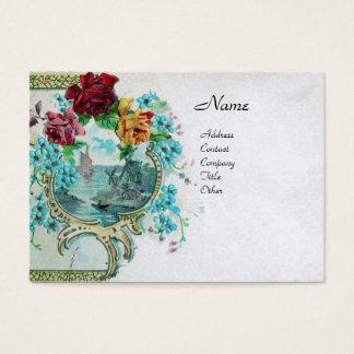 ROMANTICA 3 BUSINESS CARD