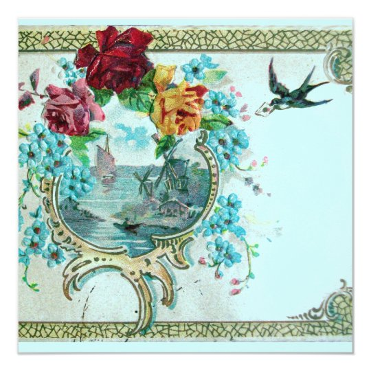 ROMANTICA 3 CARD