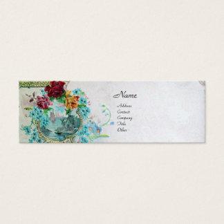 ROMANTICA 3 MINI BUSINESS CARD