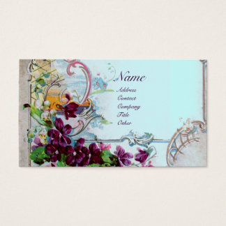 ROMANTICA 4 BUSINESS CARD