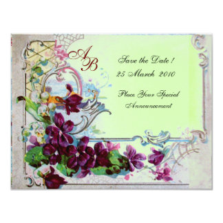 ROMANTICA  4 MONOGRAM 2  ,Green Card
