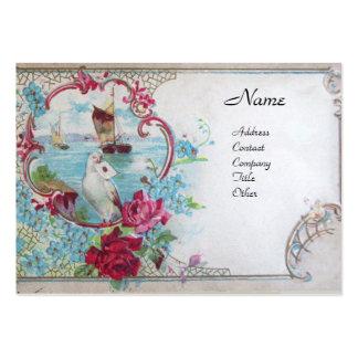ROMANTICA BUSINESS CARD TEMPLATES