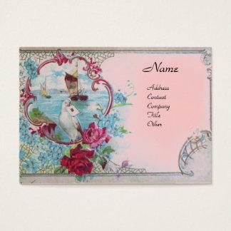 ROMANTICA BUSINESS CARD