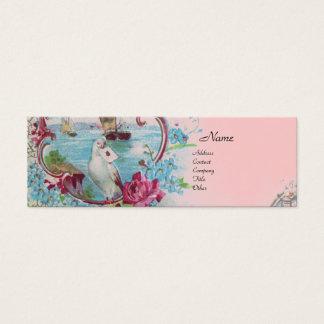 ROMANTICA MINI BUSINESS CARD