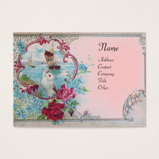 ROMANTICA MONOGRAM 2 BUSINESS CARD