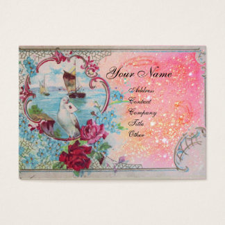 ROMANTICA MONOGRAM 3 BUSINESS CARD