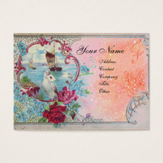 ROMANTICA MONOGRAM 3 BUSINESS CARD