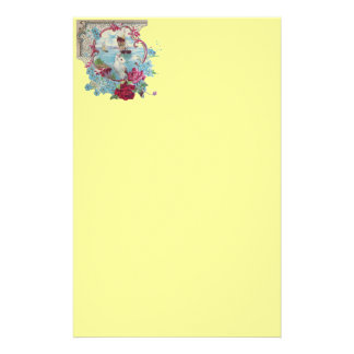 ROMANTİCA ,pink red blue yellow Stationery