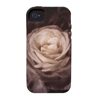Romantica- this rose says love iPhone 4/4S cases