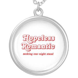 Romántico desesperado joyeria