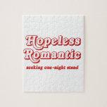 Romántico desesperado puzzles