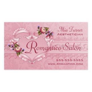 Romantico P Business Card