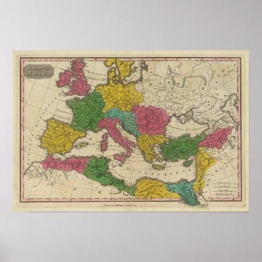 Romanum Imperium Poster