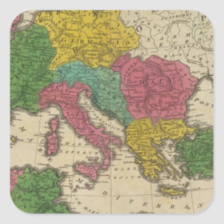 Romanum Imperium Square Sticker