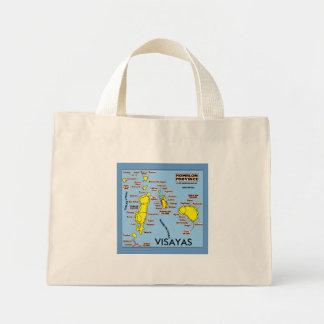 ROMBON  Islands map bag