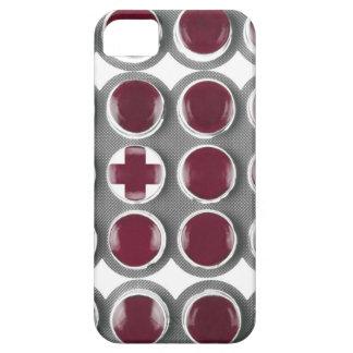 Rombos de la garganta iPhone 5 carcasa