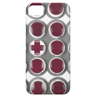 Rombos de la garganta iPhone 5 carcasas