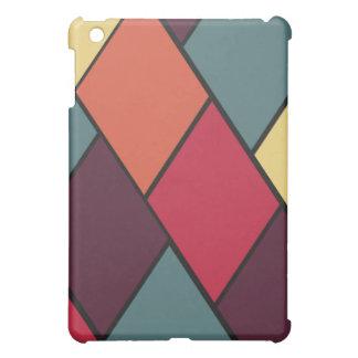 Rombos y modelo de las tejas - mini caso del iPad