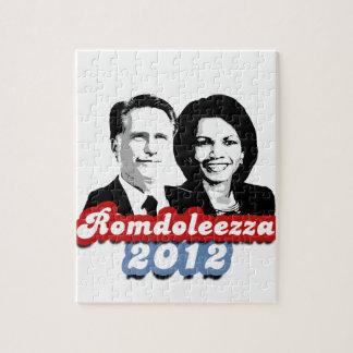 ROMDOLEEZZA 2012 PUZZLES