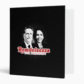 ROMDOLEEZZA FOR PRESIDENT png Binder