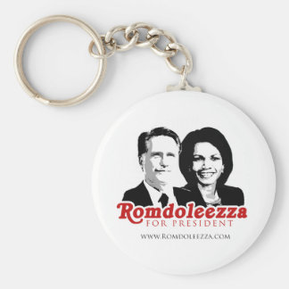 ROMDOLEEZZA FOR PRESIDENT png Key Chains