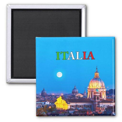 Rome 004Q Fridge Magnets