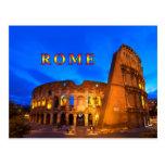 Rome 006A Postcard