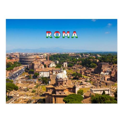 Rome #01C Postcard