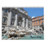 Rome 2015 calendars