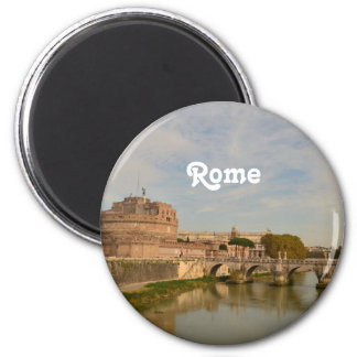 Rome 2 Inch Round Magnet