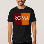 Rome (2 sided) shirt