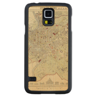 Rome 4 carved® maple galaxy s5 slim case
